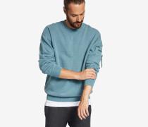 Sweatshirt TANGENT blau