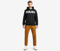 Sweatshirt WINSTON BIG LOGO schwarz