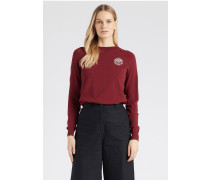 Pullover ANAIS rot