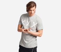 T-Shirt USLO TRIPPLEX grau