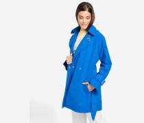 Mantel LUCILLE blau