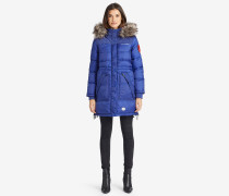 Mantel MELINDRA blau