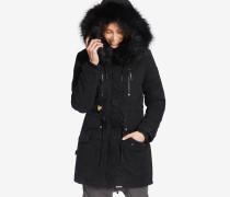 Mantel FREJA2 schwarz