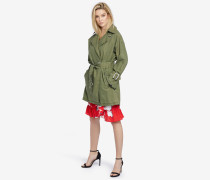 Mantel LUCILLE grün