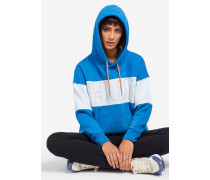 Sweatshirt HEATHER blau