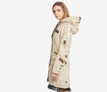 Mantel CHEPE beige