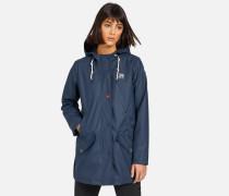 Mantel NANCY blau
