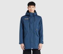 Mantel SPECTER blau