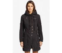 Mantel CHEPE schwarz
