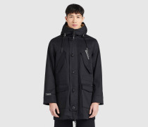 Mantel DAREL schwarz