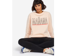 Sweatshirt DYLAN PRINT rosa