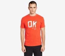 T-Shirt ELIJAH OK rot
