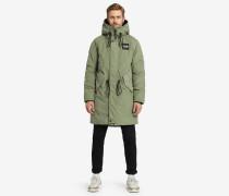 Mantel HOOK grün