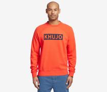 Sweatshirt ELIAZ orange