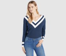 Pullover HEVAL blau