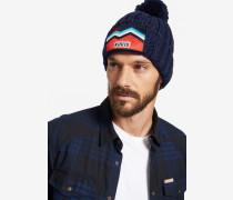 Mütze TOMAS blau