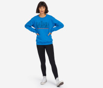 Sweatshirt DYLAN PRINT blau