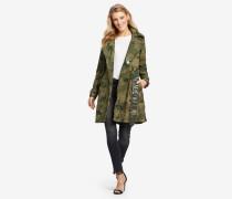 Mantel PALMIRA grün
