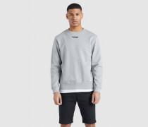 Sweatshirt LISK LOGO grau