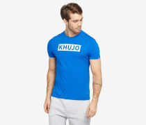 T-Shirt CHARO blau