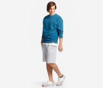 Sweatshirt NEKFE blau