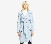Mantel MABEL blau