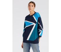 Pullover MUNIRA blau