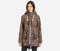 Mantel ISEULT braun