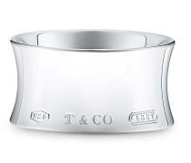 Tiffany 1837™ breiter Ring in Sterlingsilber