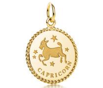 Steinbock Charm in 18 Karat Gold