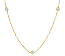 Elsa Peretti® Diamonds by the Yard® Halskette aus 18 kt Gold