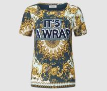 """Shirt mit Print """"It is a wrap"""""""