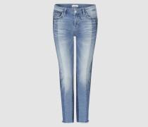 Cigarette-Patchwork-Jeans