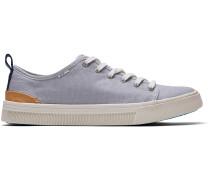 Graue Canvas Trvl Lite Low-Top-Sneakers