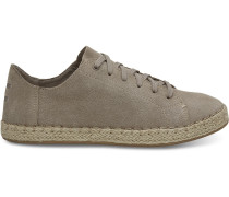 Taupe Suede Lena