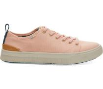 Pink Canvas Trvl Lite Sneaker