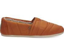 Orange Quilted Classics