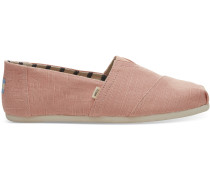 Koralle-Farbe Pink Heritage Canvas Mens Classics