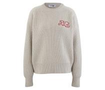 Pullover aus Mischwolle