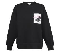 Rundhals-Sweatshirt Flora