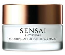 Silky Bronze Reparierende und beruhigende After-Sun-Maske