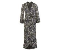 Bedrucktes Midi-Kleid