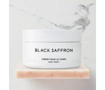 Körpercreme Black Saffron 200 ml