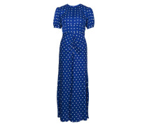 Polkapunkt-Kleid