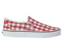 Classic Slip-On gingham sneakers|40