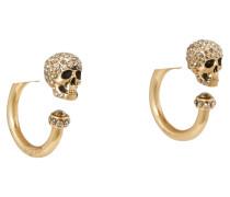 Ohrringe Skull