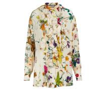 Flora - Seidenhemd