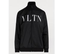 Sweatshirt mit Reißverschluss VLTN