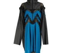 Kleid mit Reißverschluss im Negligé-Look