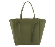 Einkaufstasche Phantom aus genarbtem Kalbsleder, kleines Modell